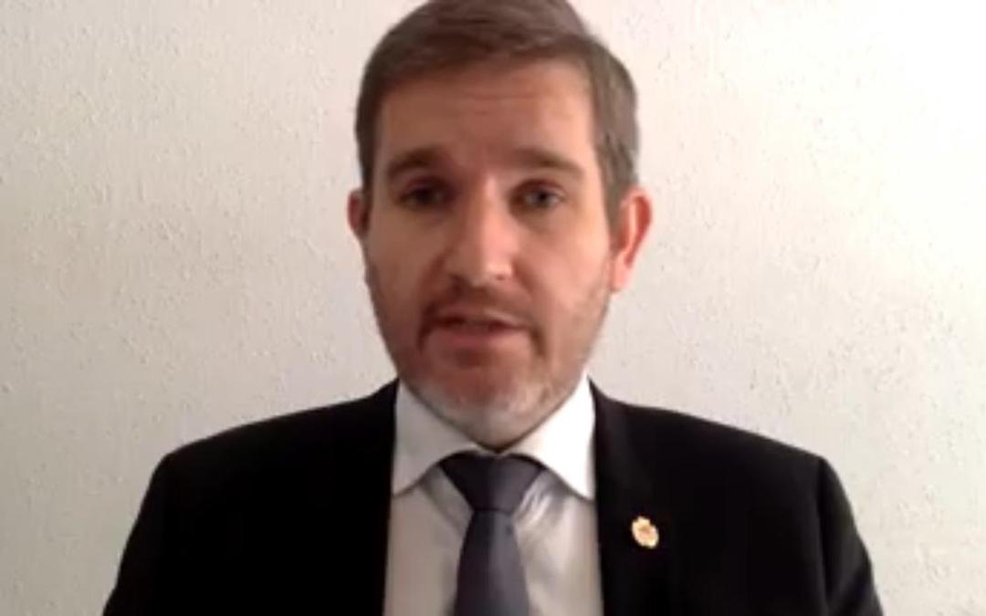 Fragmento del vídeo de Ignacio Urquizu