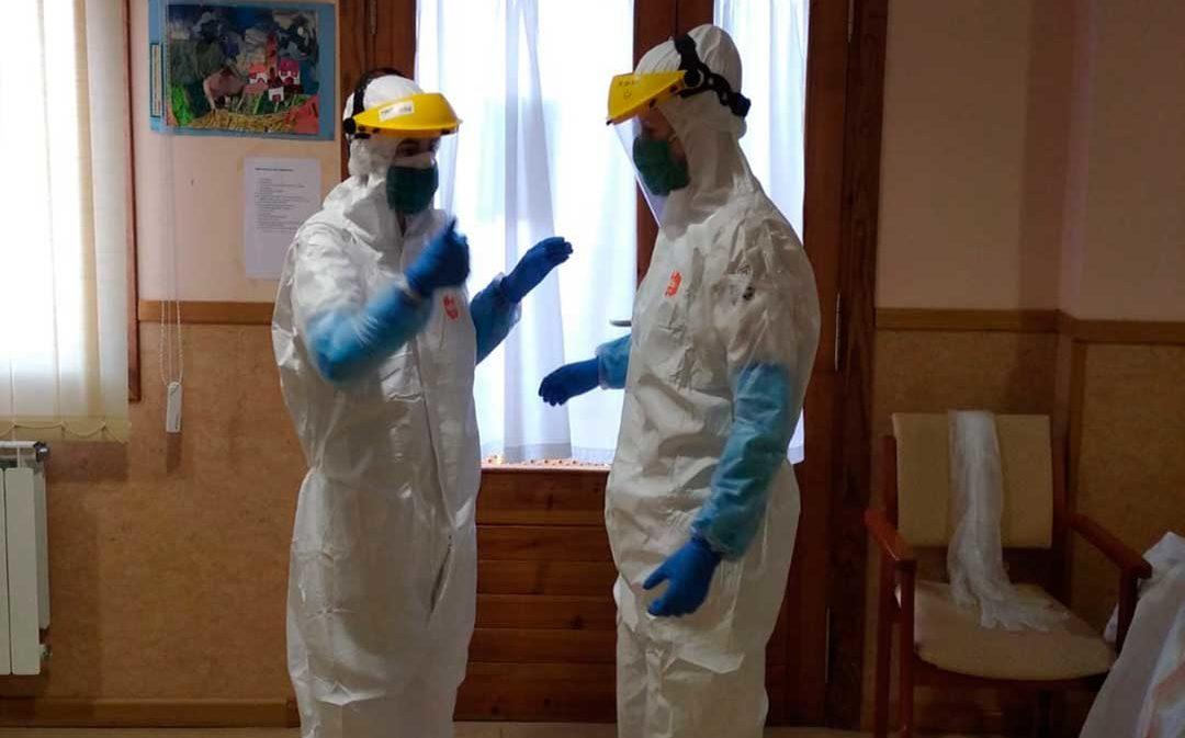 Alerta en la Residencia de Valderrobres: se confirman 66 contagiados por coronavirus entre personal y residentes