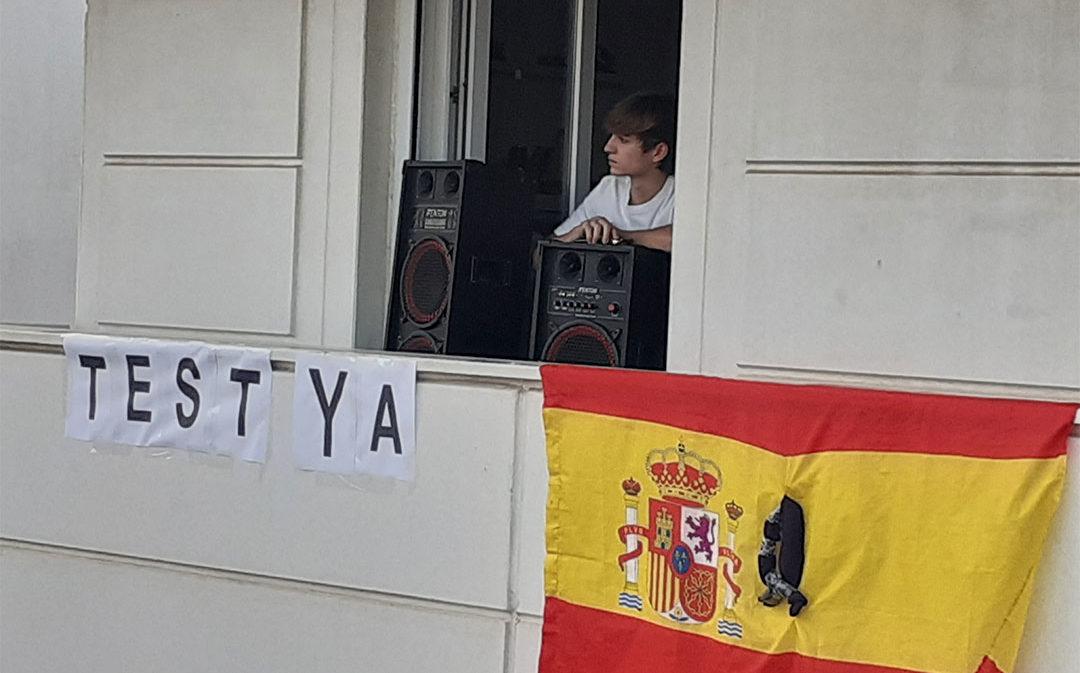 """Aviso de la policía de Alcañiz: """"No vamos a ser permisivos con las iniciativas vecinales"""""""