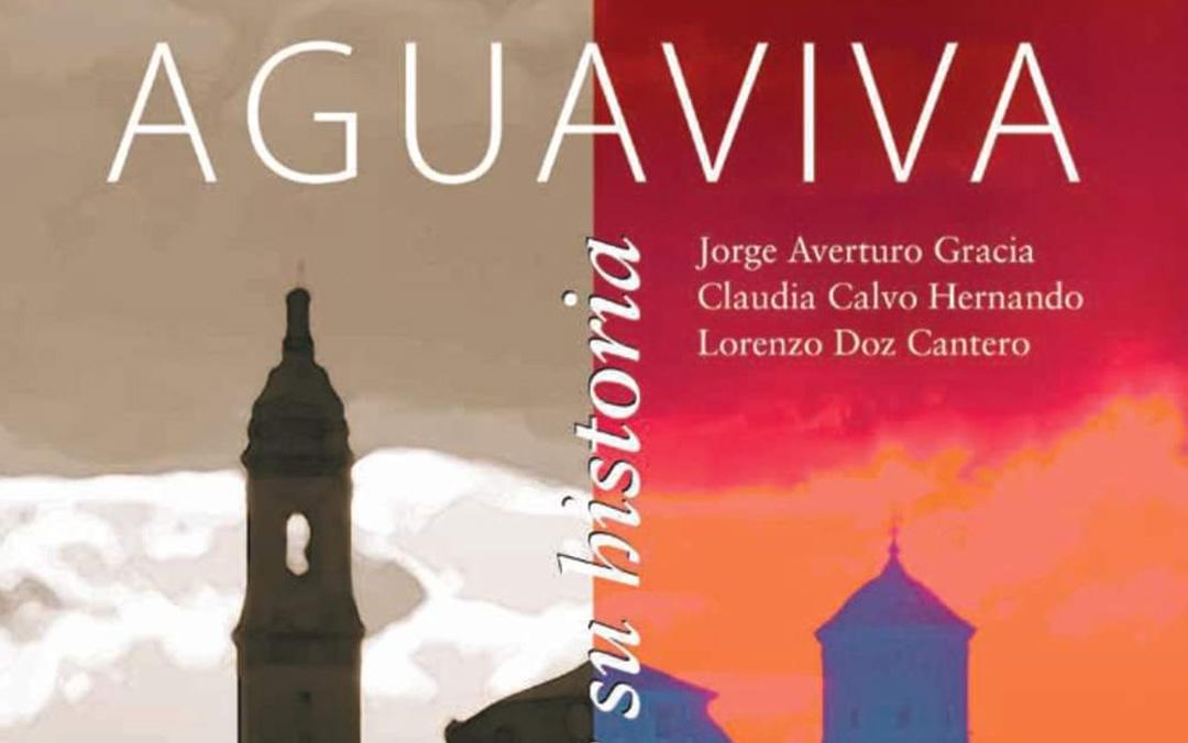 Fragmento de la portada del libro 'Aguaviva, un recorrido por su historia'./ Ayto. Aguaviva