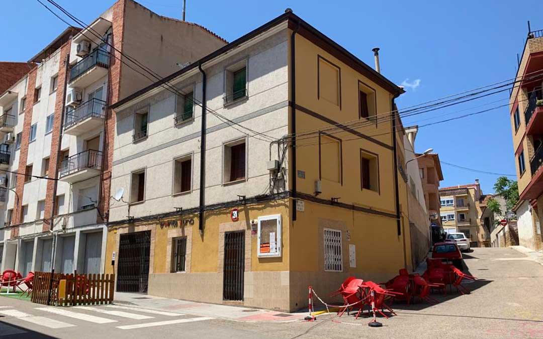 Las amenazas tuvieron lugar en la calle de atrás del pub Treinta y Uno de Andorra./ La Comarca