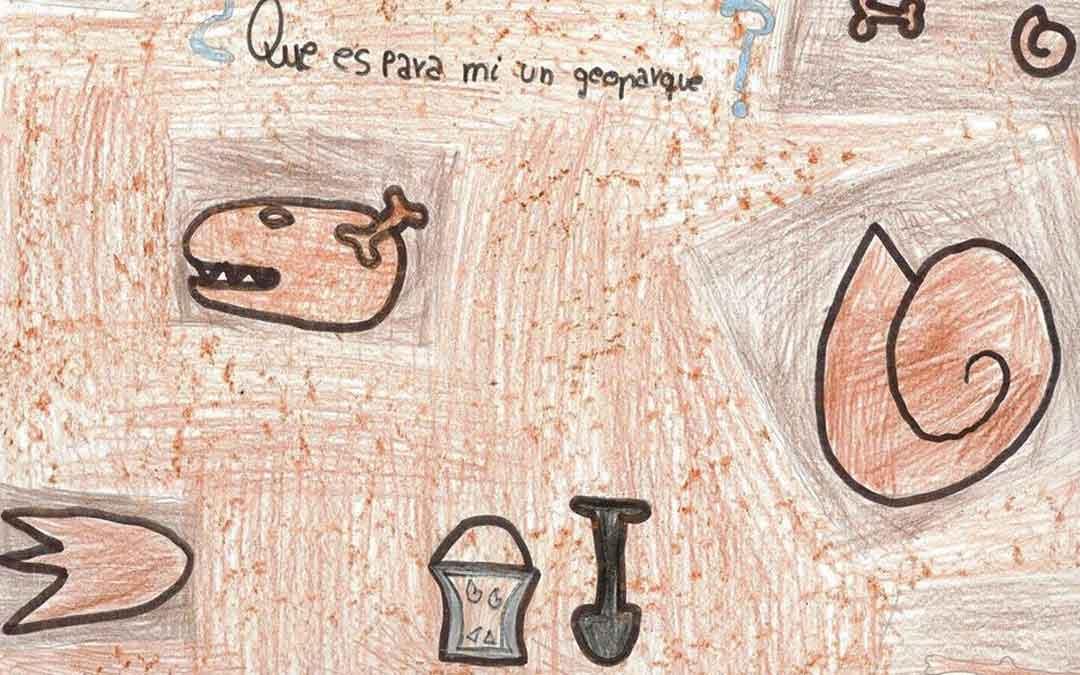 Uno de los dibujos que se presentaron en una anterior edición del concurso