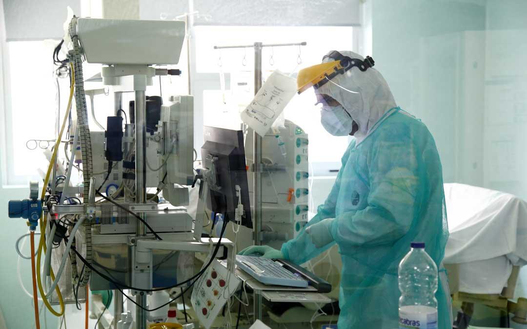 """Los sindicatos piden a la DGA una reunión urgente ante la """"situación extrema"""" de los centros de salud"""