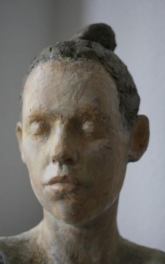 'Afrodita', una de las esculturas de Rubén Vidal