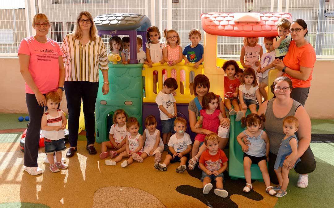 Alcañiz abre el plazo de inscripción para la Escuela Infantil La Selveta