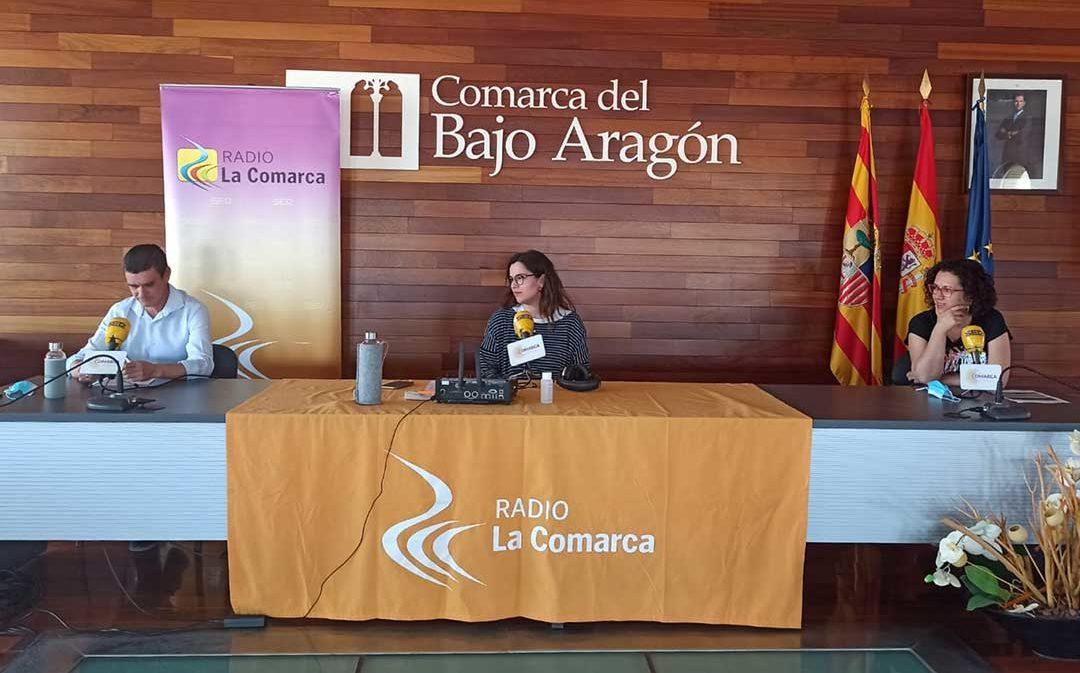 Hoy es tu día: especial Comarca del Bajo Aragón frente al Covid-19