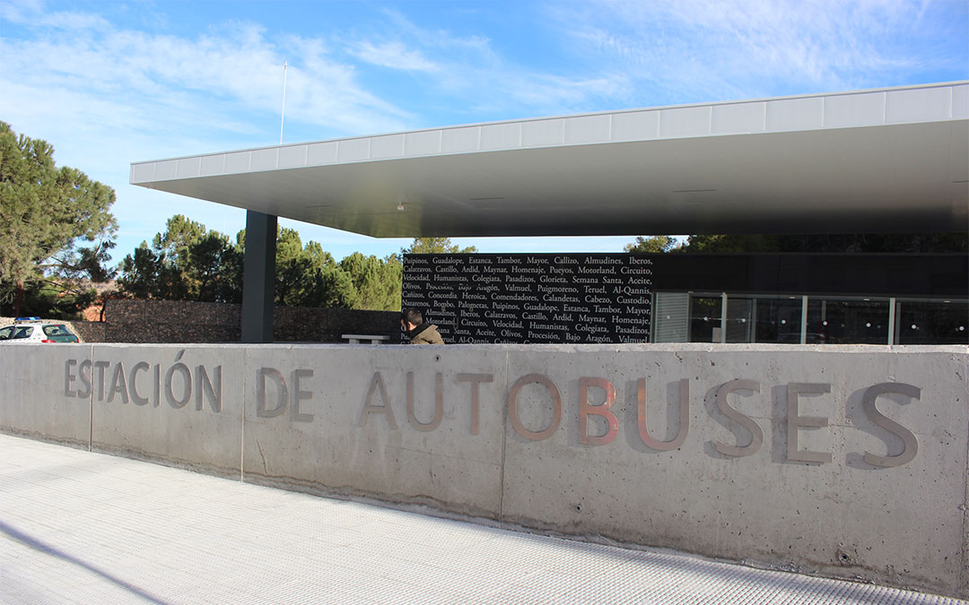 Alcañiz consulta a sus vecinos sobre el reglamento de explotación y tasa de la estación de autobuses