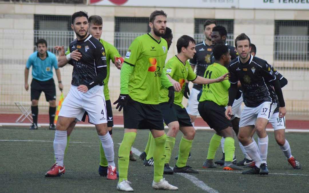 El Alcañiz y el Andorra se volverán a ver las caras la próxima temporada en la preferente