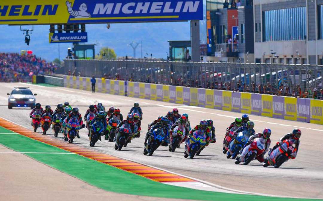 El trazado de Motorland podría ser escenario de una doble cita mundialista de motociclismo