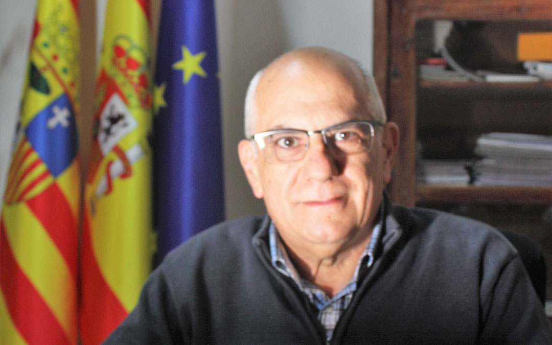 José Manuel Insa es el vicepresidente de la Comarca del Bajo Aragón