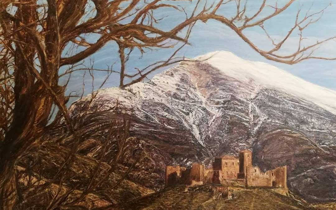 El paisaje al detalle por Marisol Carod. / Archivo personal
