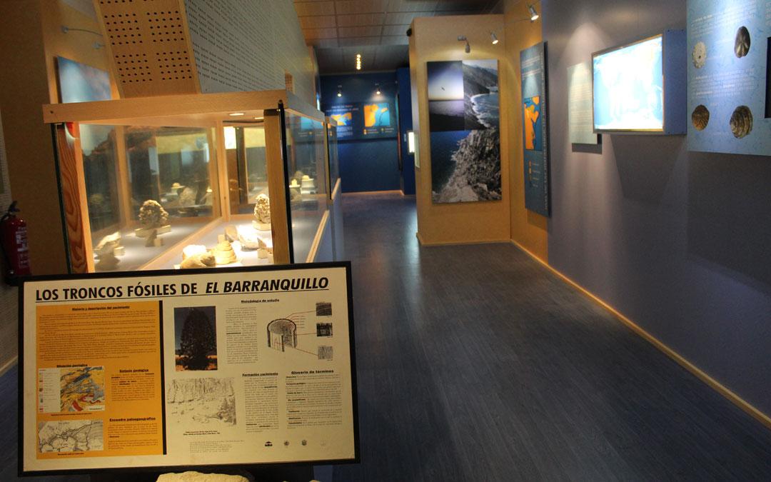 La subsede de Dinópolis es uno de los rincones más interesantes de la oferta museística masina y está ubicada en la Casa Feliú, edificio destacable en sí mismo por su propia arquitectura e historia. / B. Severino