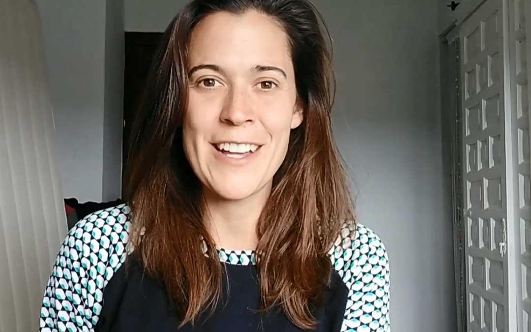 Ana Omella es una de las dinamizadoras rurales.