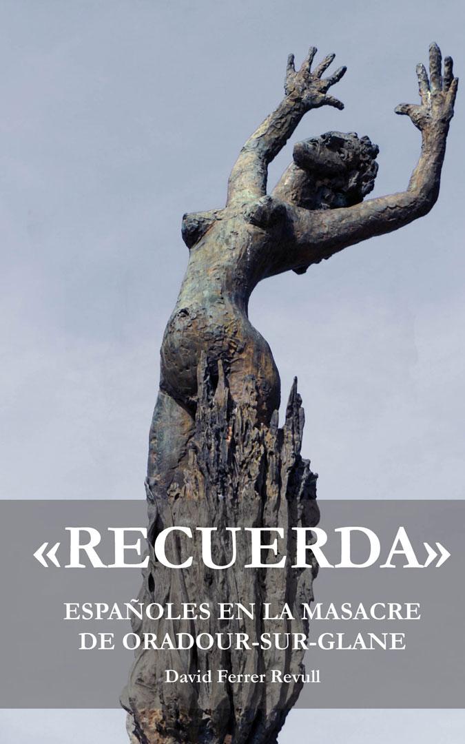 La cubierta del libro la ilustra el Monumento a los Mártires del escultor catalán Apel·les Fenosa (Barcelona, 1899-París, 1988).