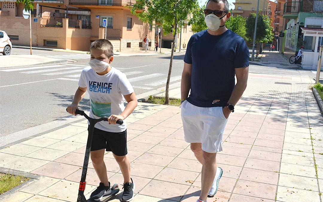 Aragón aprueba este lunes el uso obligatorio de la mascarilla aunque se pueda mantener la distancia social