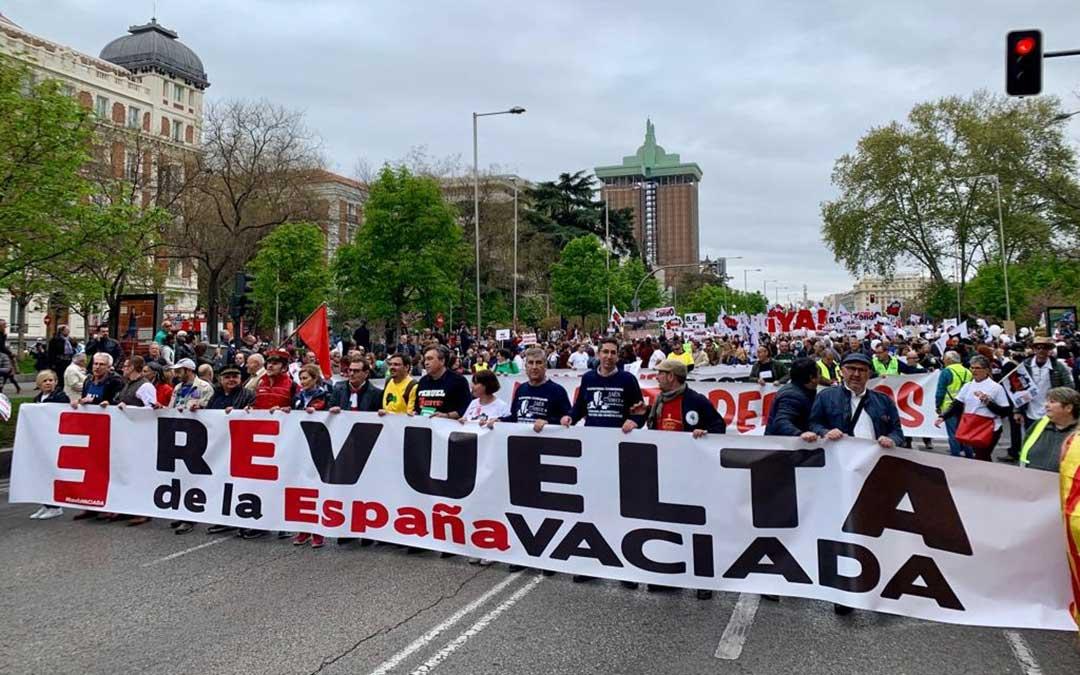 La Coordinadora de la España Vaciada se reúne de nuevo este martes con el secretario del Reto Demográfico