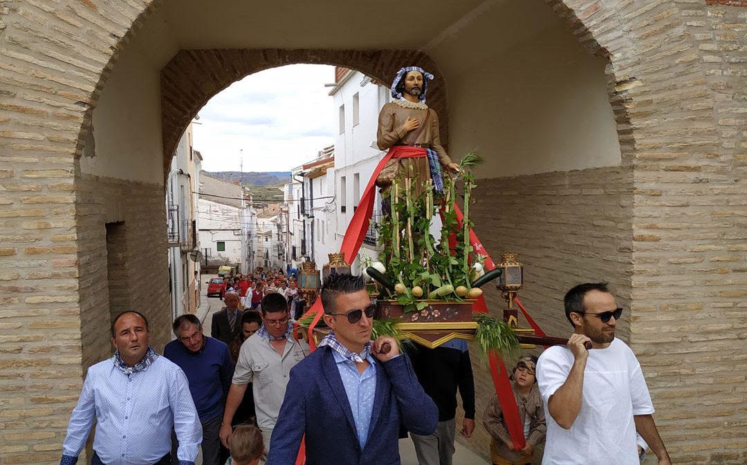 """Día de San Isidro: """"Sin el campo no comemos ni en ciudades ni en los pueblos"""""""
