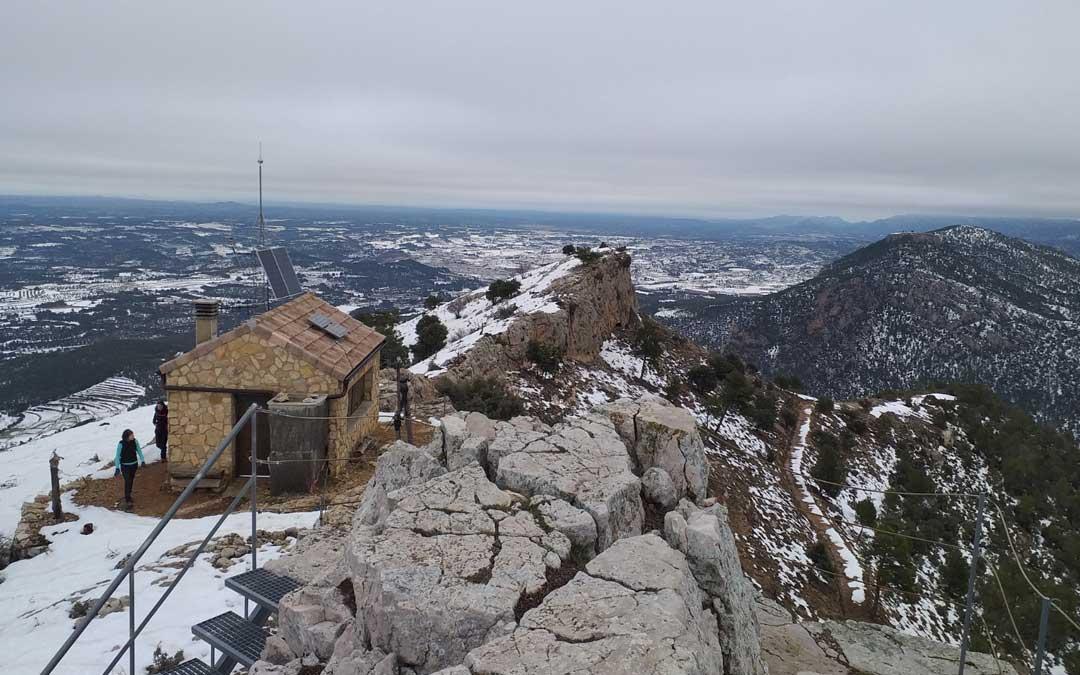 Imagen de archivo de la torre de La Picossa en el Matarraña.