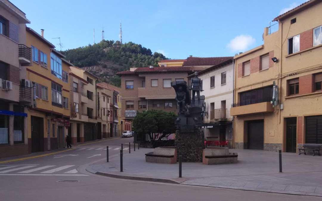 Foto de archivo de la plaza del Regallo de Andorra