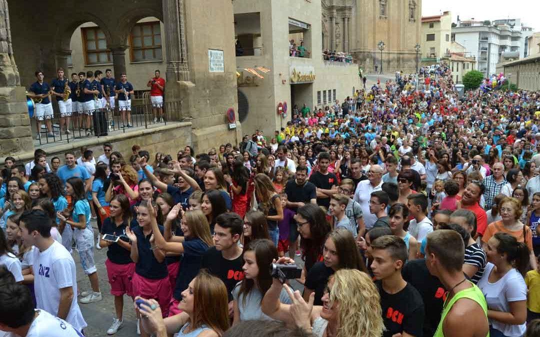 Alcañiz suspende las fiestas en honor a la Virgen de Pueyos y al Santo Ángel