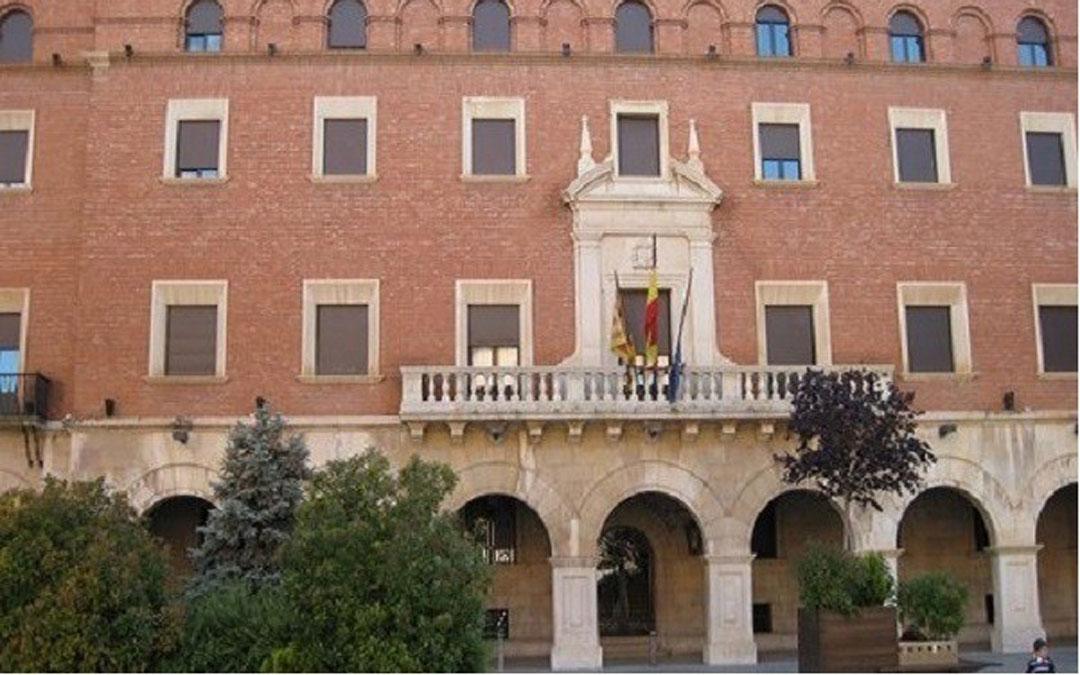Sede de la Audiencia de Teruel./LA COMARCA