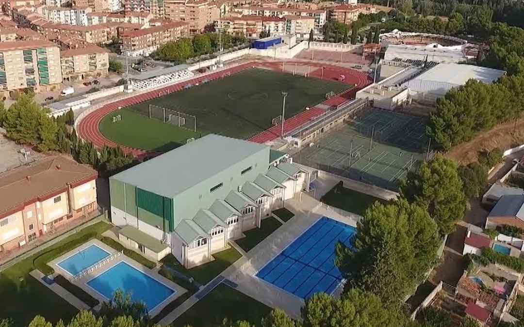 El S.M.D. de Alcañiz mantiene la oferta deportiva para el mes de agosto