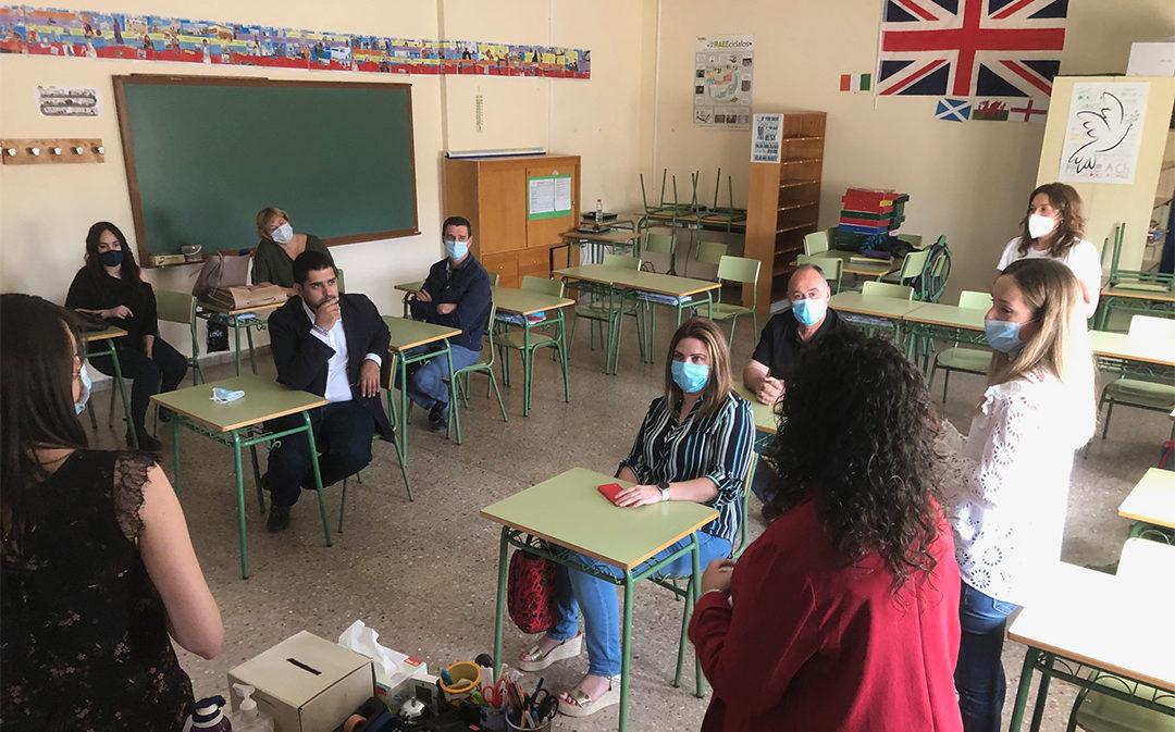 Turismo Diputación apoya y difunde el proyecto 'Vacaciones por Teruel' del colegio público de Alcorisa