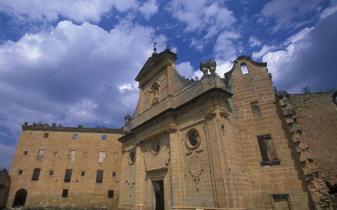 El monasterio de la Virgen de Gracia en la Fresneda./matarranyaturismo.es