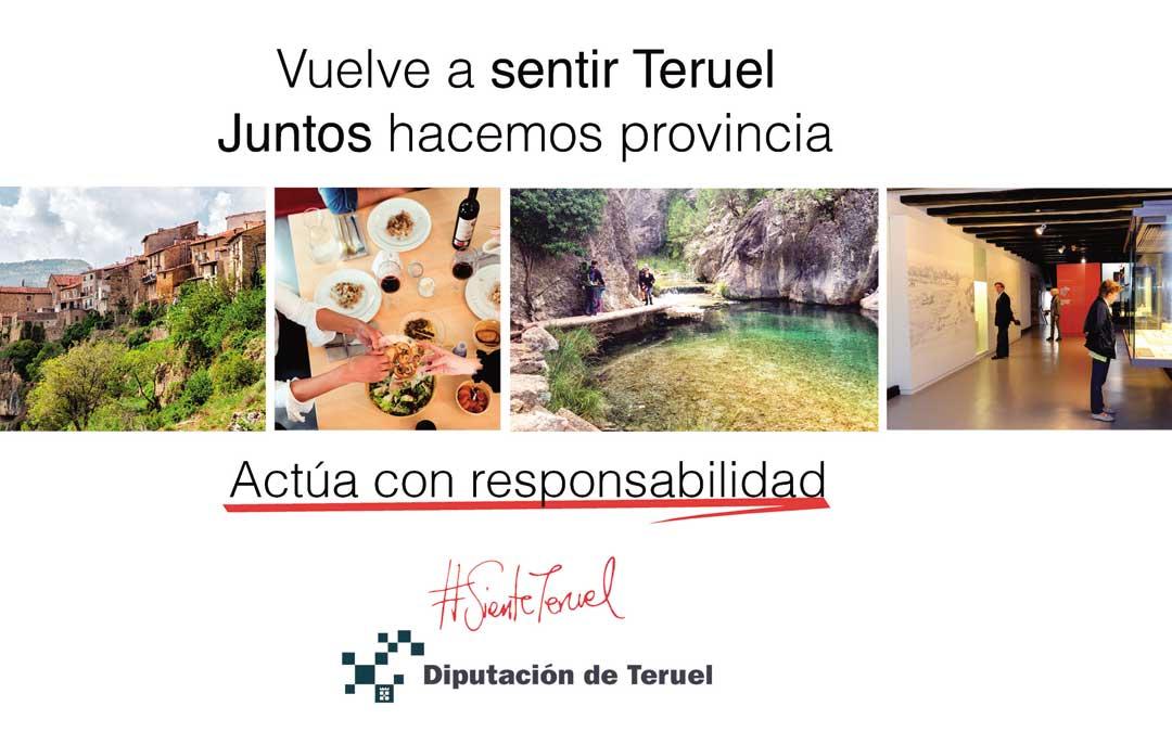 Imagen de la campaña lanzada por la Diputación para fomentar el consumo local.