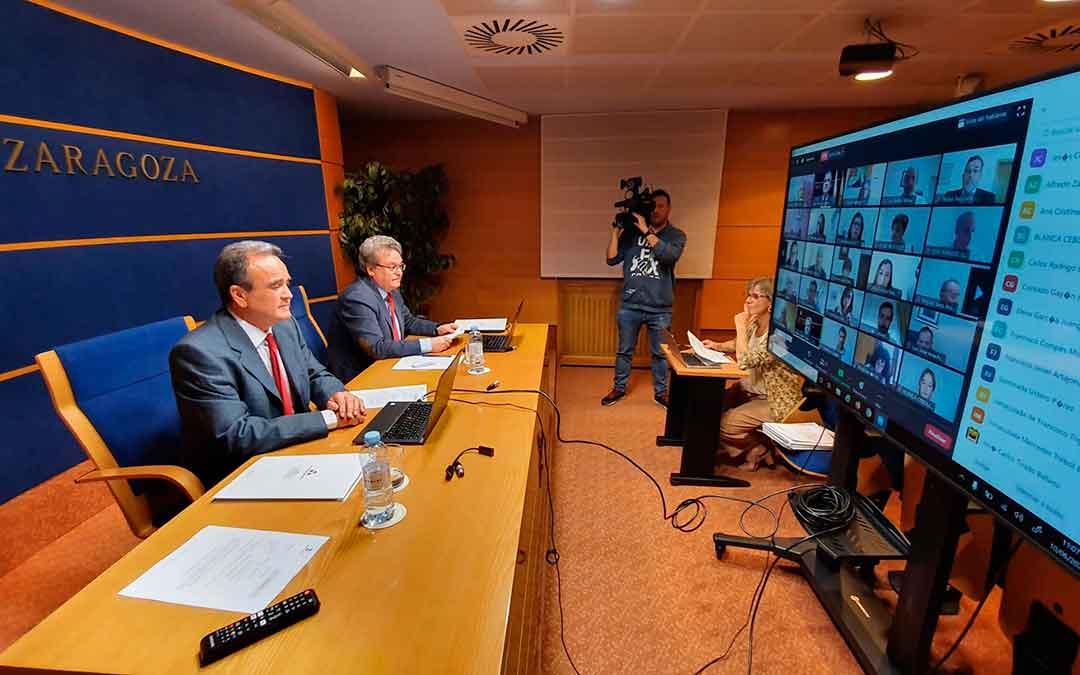 La DPZ da el visto bueno para que Caspe reciba 1 millón de euros del Plan Plus