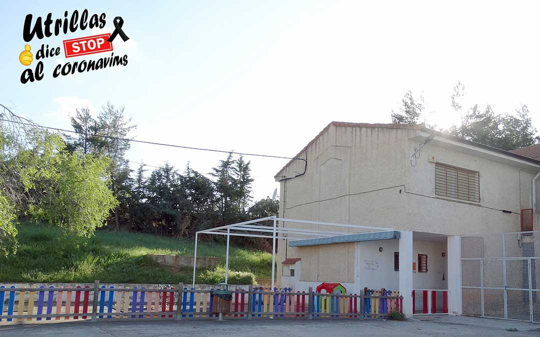 Escuela infantil de Utrillas./ Ayto. Utrillas