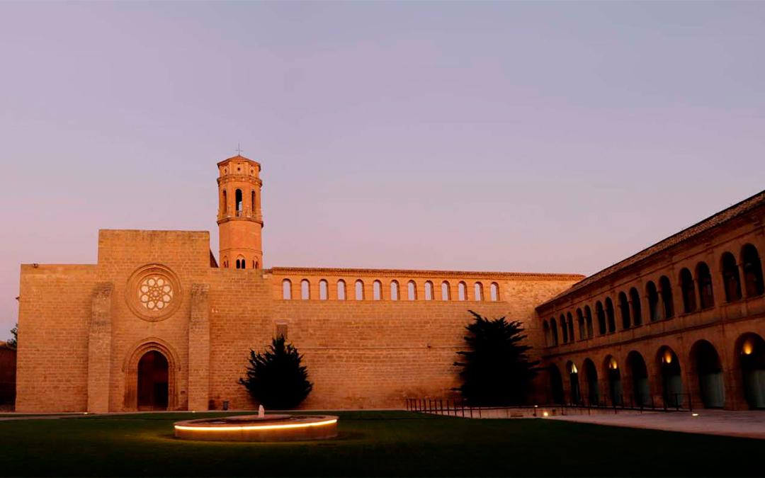 Hospedería del Monasterio de Rueda./ L.C.