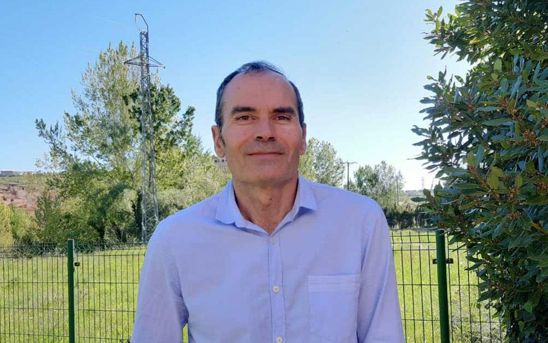 Ignacio Belanche, deja de ser el director del IES Matarraña./LA COMARCA