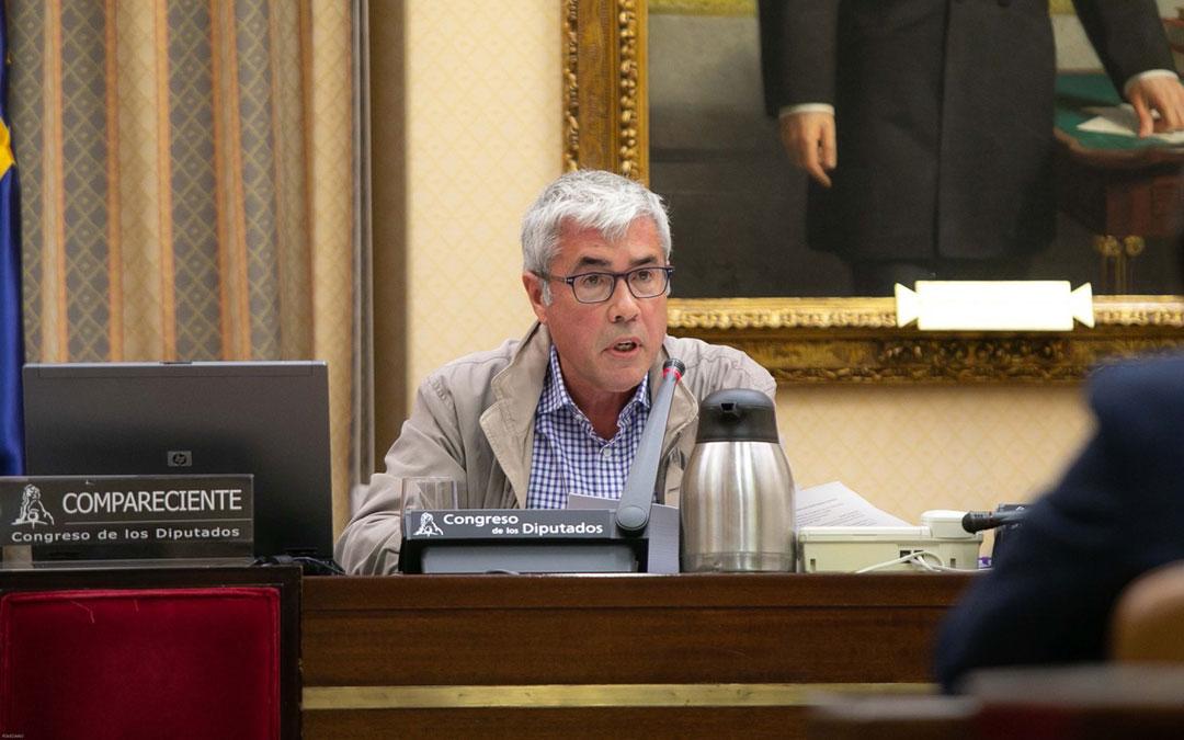 Jaime Izquierdo, Comisionado para el reto demográfico del Gobierno del Principado de Asturias. / TEX