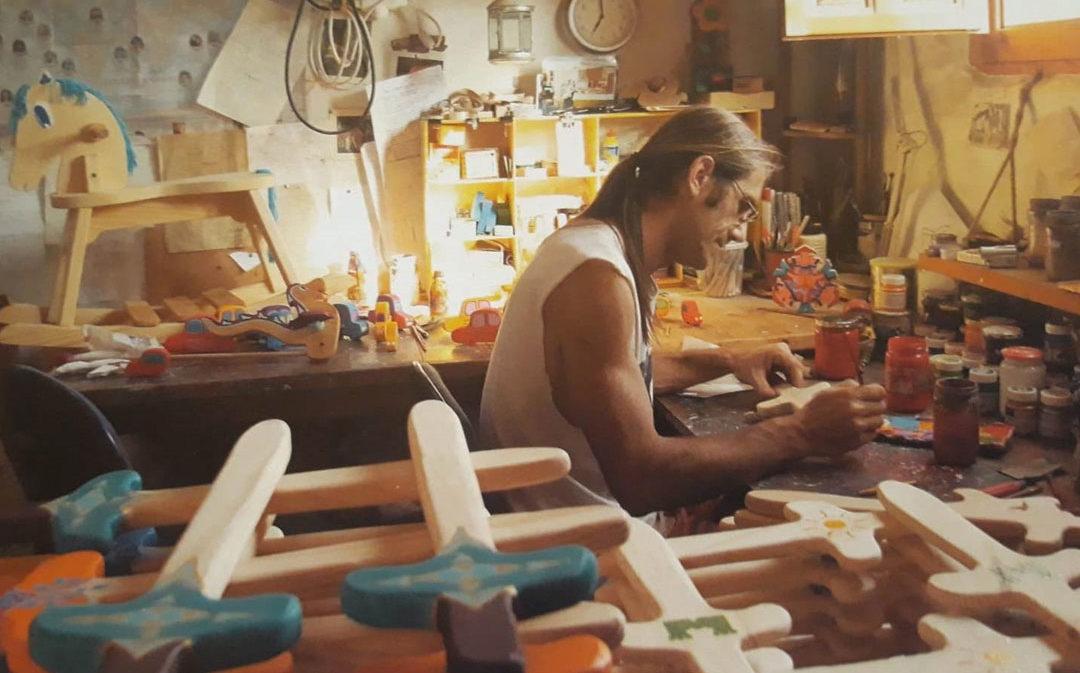 Perogil, el lugar de donde vienen los juguetes artesanos