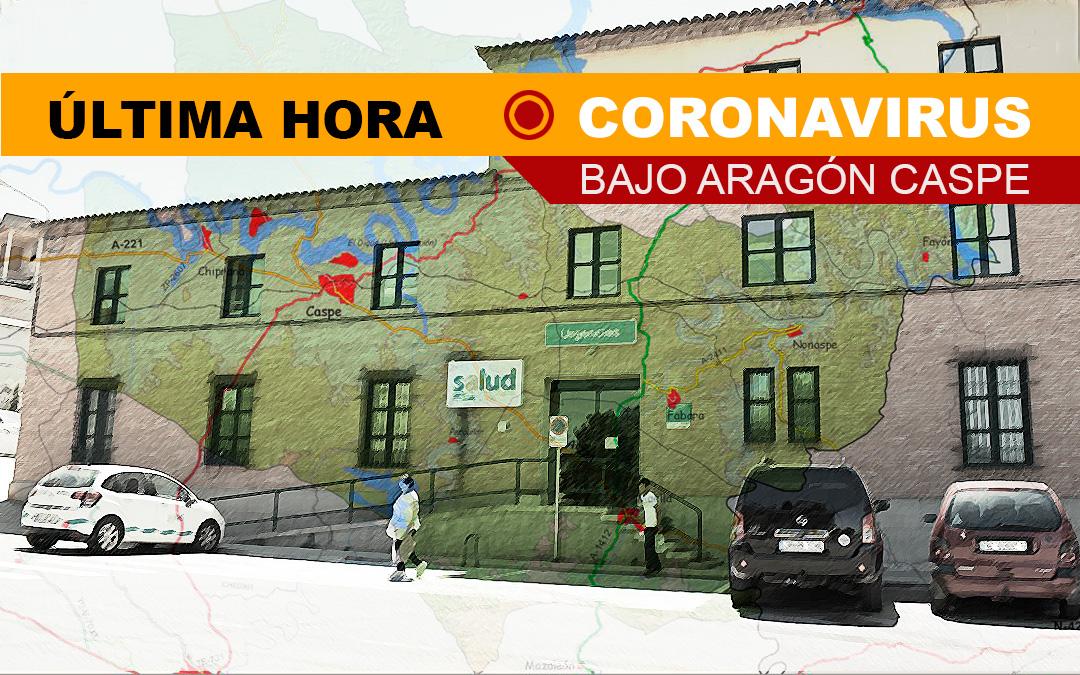 Última hora - Coronavirus - Bajo Aragón Caspe