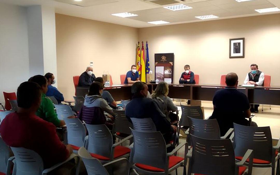 La reunión de alcaldes se celebró en la capital de la Comarca del Maestrazgo