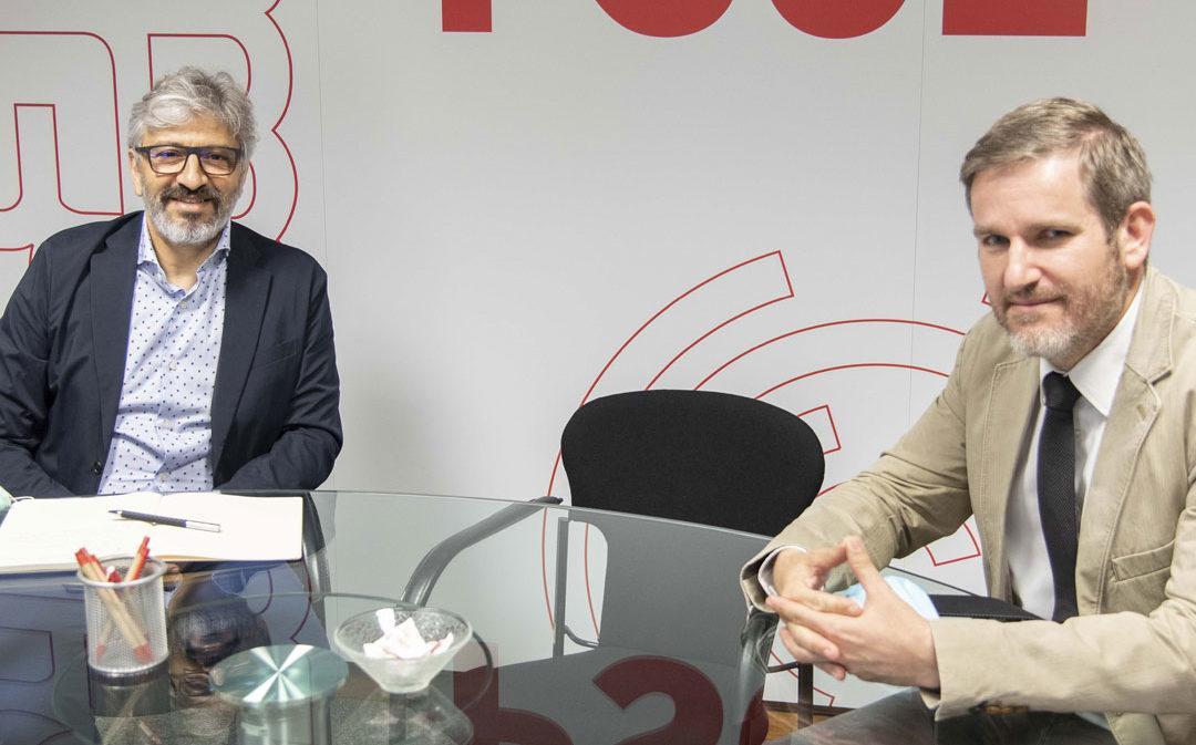 Nayim, exjugador del Real Zaragoza, impartirá un clinic de fútbol los días 4 y 5 de julio en Alcañiz