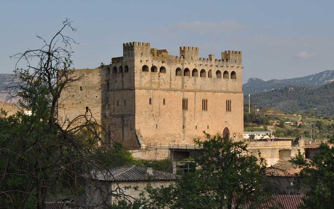 Vista del Castillo de Valderrobres./ L.C.