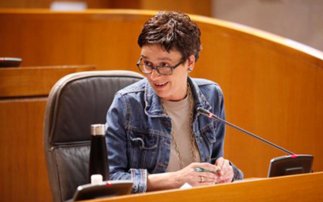 Marín en la Comisión de Sanidad de las Cortes