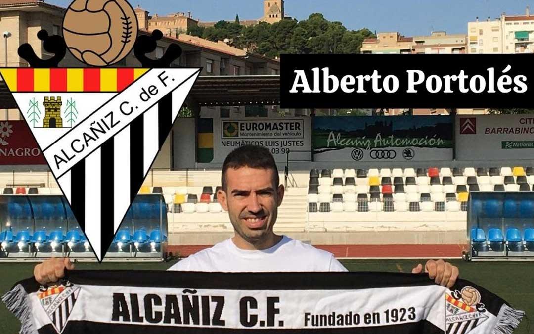 Alberto Portolés es el nuevo entrenador del Alcañiz para la temporada 2020-21