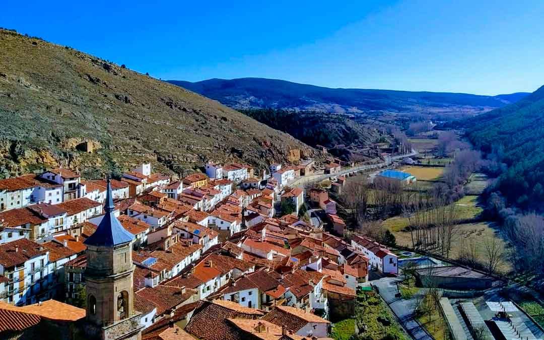 De ruta por Teruel. Ayuntamiento Alcañiz. Siente Teruel: Comarca Bajo Martín