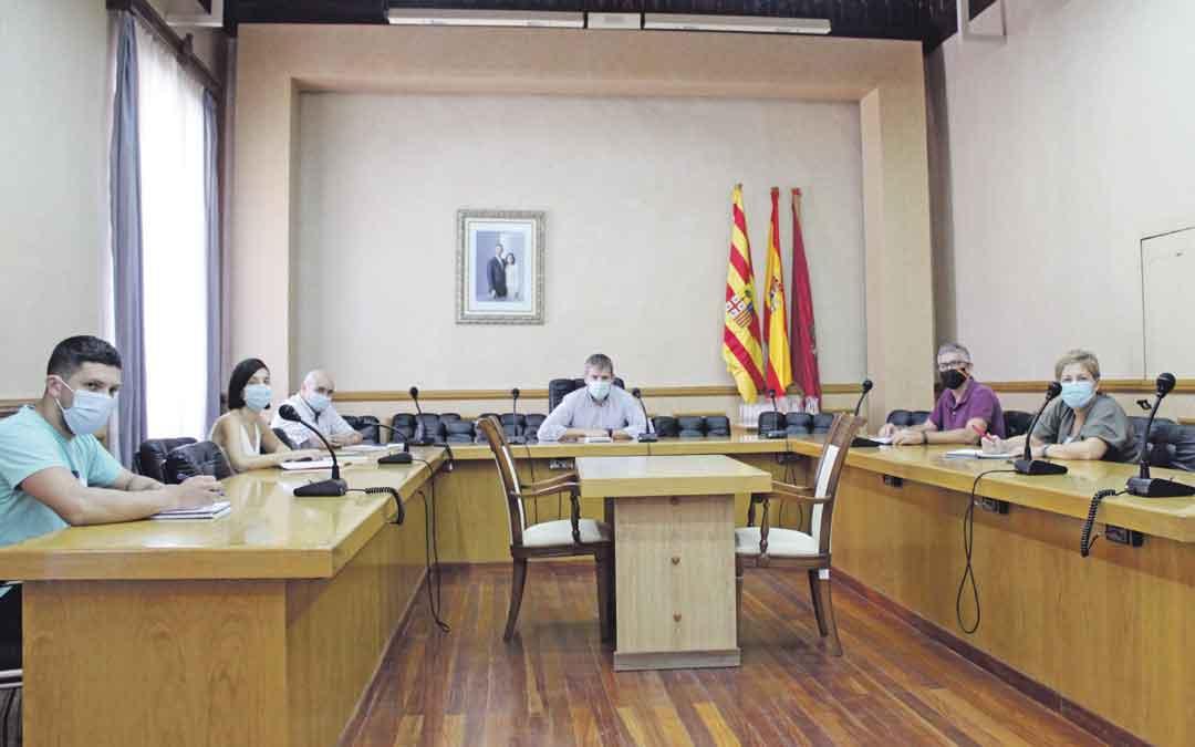 264 solicitudes para optar a los 350.000 euros del plan Reactiva de Alcañiz