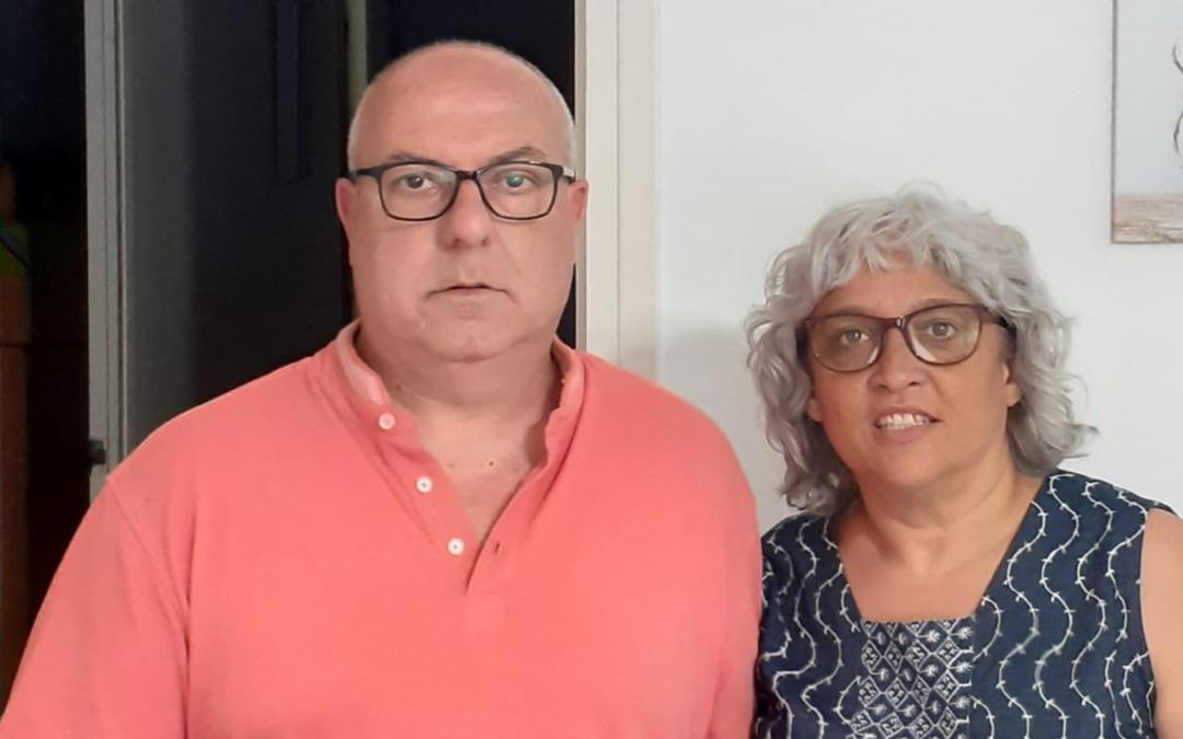 Álvaro Lázaro y su esposa, Rosario Roldán, trasladados a Lérida.