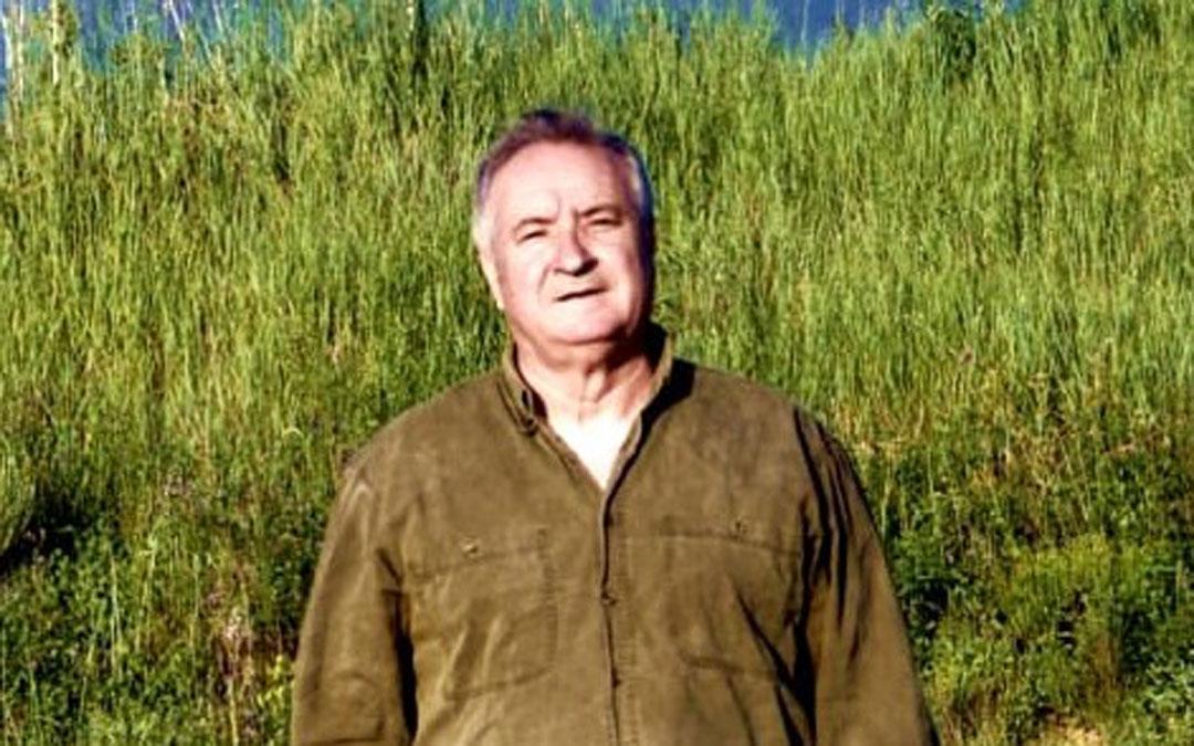 Antonio Rodríguez, nuevo presidente de CHA en Cuencas Mineras./LA COMARCA