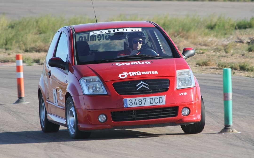 El automovilismo regresa a Aragón este fin de semana con una prueba de slalom