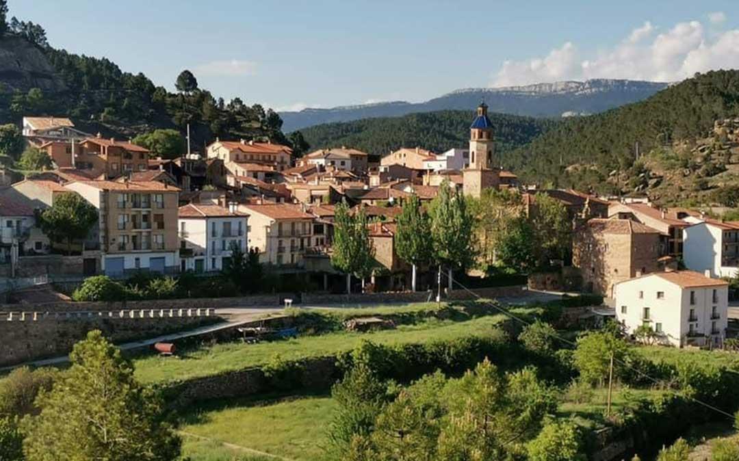 De ruta por Teruel: Cabra de Mora. Comarca Cuencas Mineras