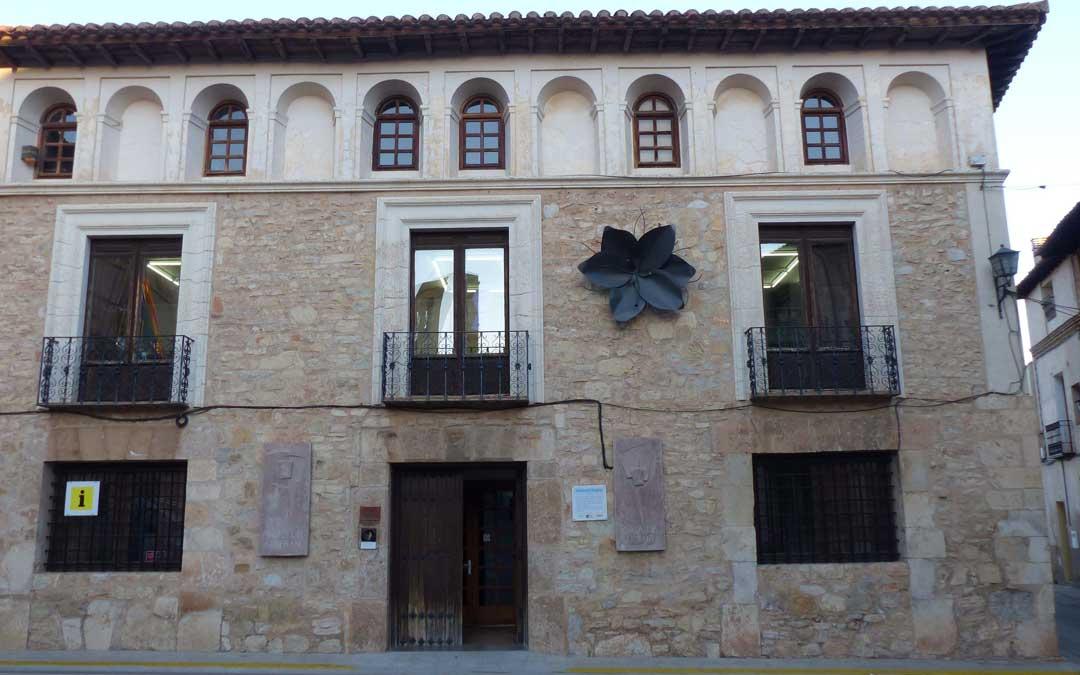 Casa de cultura de Monreal del Campo