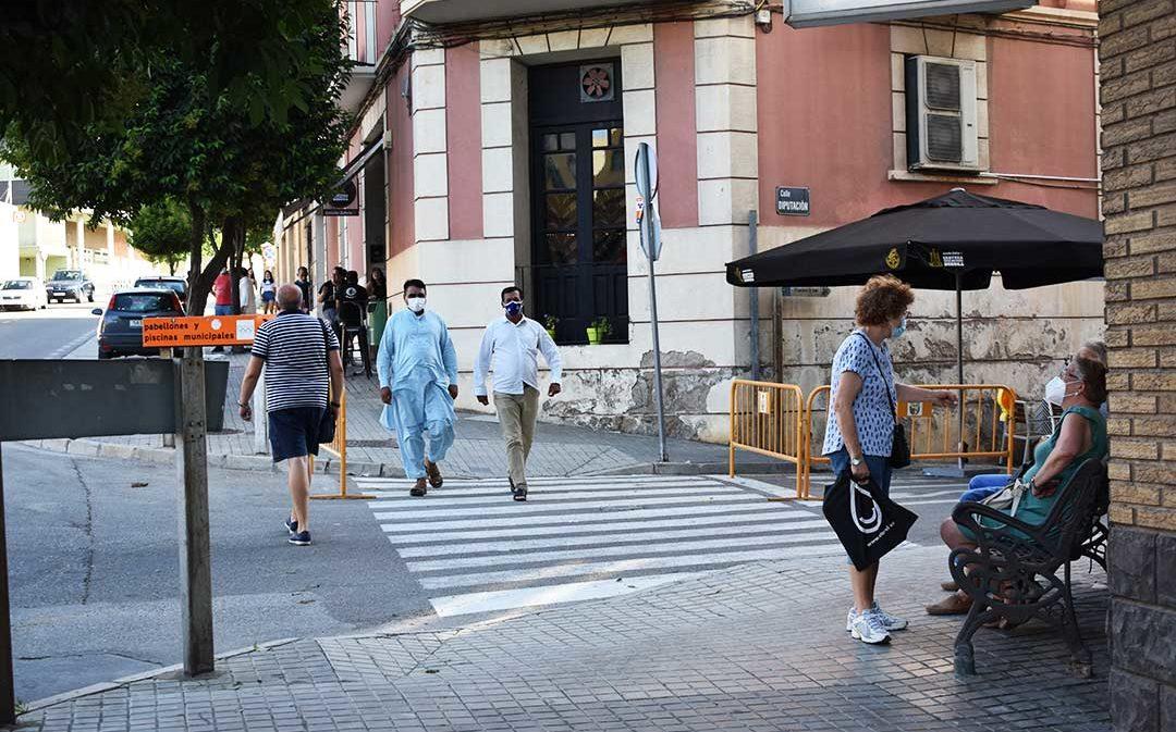 Se registran tres ingresos por covid-19 en el hospital de Alcañiz, unos datos que no ocurrían desde mayo