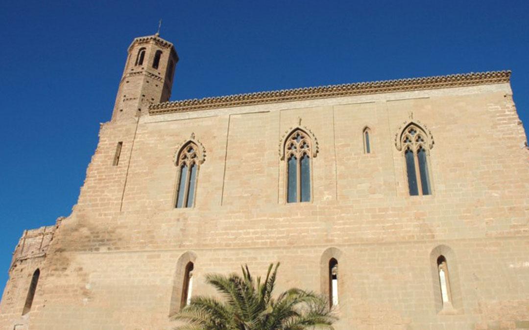 Castillo de Albalate del Arzobispo./Patrimonio cultural de Aragón